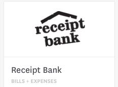 xero addon receiptbank