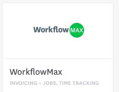 xero addon workflowmax