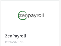 xero addon zen payroll